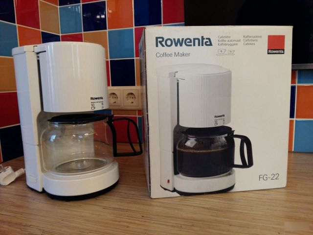 This Popularity Is Explained Quite Simply: The Coffee Maker Makes Life Much  Easier For Coffee Makers, Especially If It Is A Rowenta Appliance!