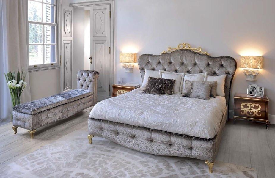 سرير متنجد from decoratex.biz