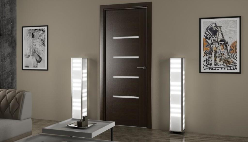 أبواب مغلفة 41 صورة ما هو التصميم الداخلي من Pvc و Mdf مع طلاء صفائحي نماذج بيضاء وألوان من خشب الجوز