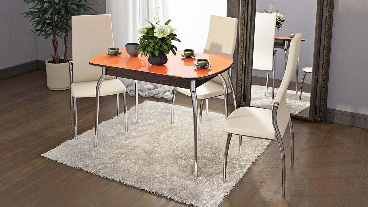 Dimensioni del tavolo della cucina: dimensioni standard per ...