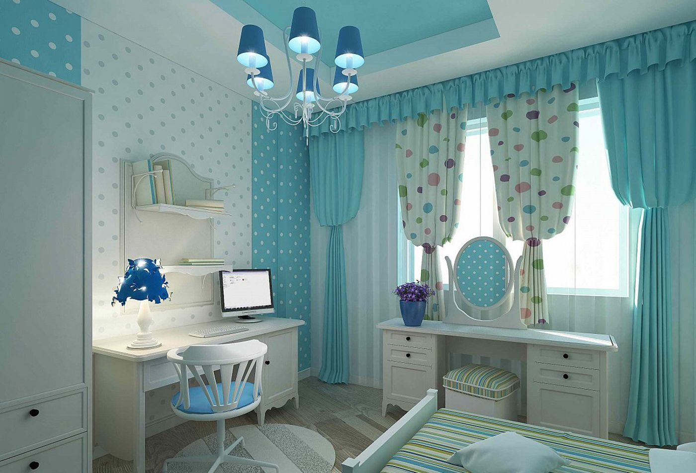 Untuk Wallpaper Biru Yang Sesuai Dengan Langsir 42 Gambar Bagaimana Untuk Memilih Warna Tirai Sesuai Untuk Tulle Atau Tidak