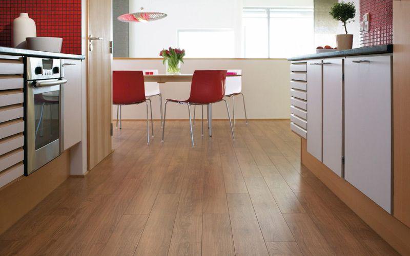 Küchenboden - was ist besser? 74 Fotos Wie man einen Boden ...