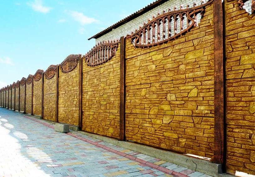 أفكار ديكور سور خارجي للمنازل السعودية