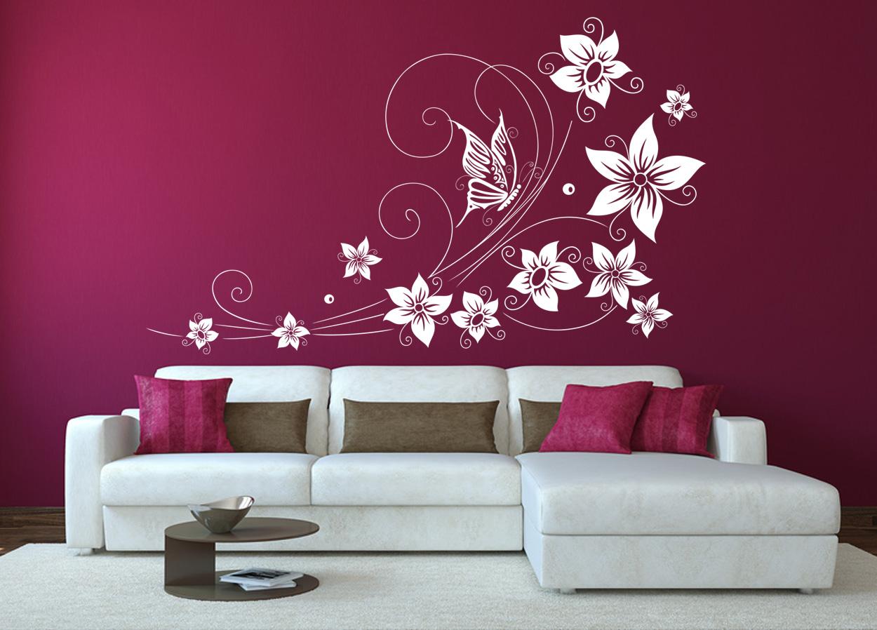 Stencil per pareti per la pittura (53 foto): grandi modelli ...