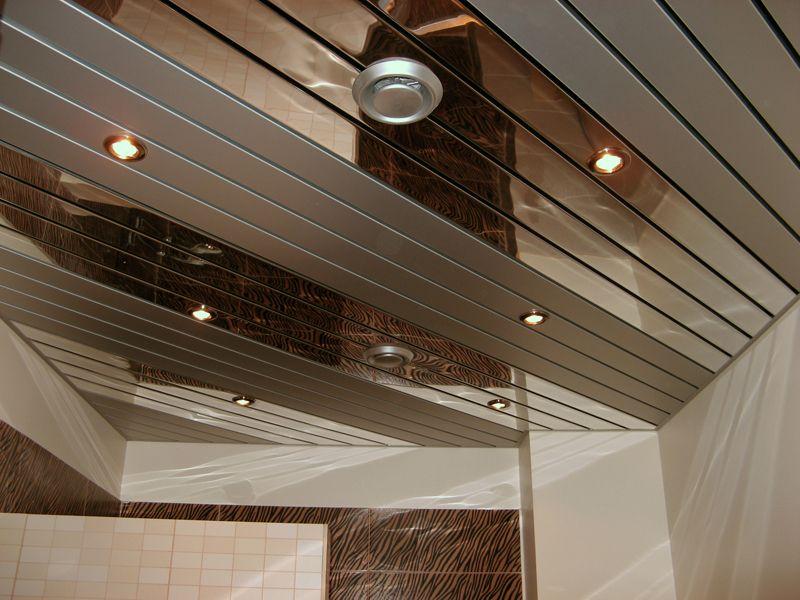 رف السقف الألومنيوم 45 صور السقف المعلق للألواح والقضبان والخصائص التقنية للهياكل المصنوعة من التشكيلات
