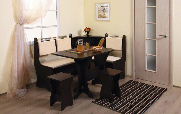 Kleine Tische für die Küche (109 Fotos): runder Küchentisch ...