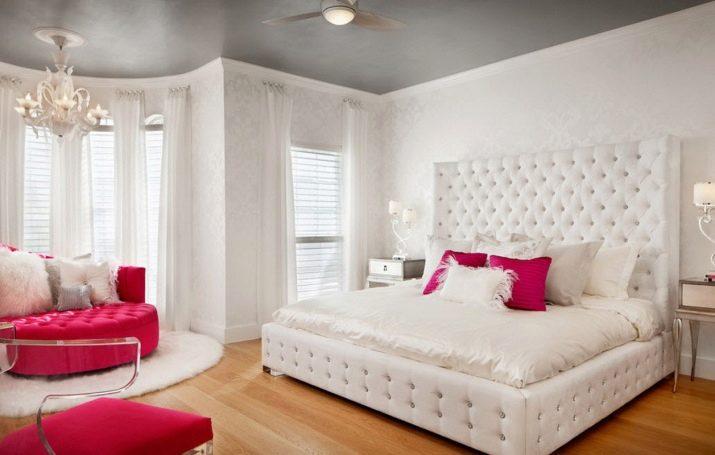 Canapé dans la chambre à coucher (61 photos): conception d ...