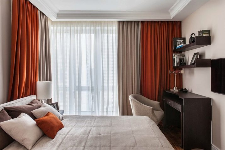 Bedroom Design 15 Square Meters M 138 Photos Rectangular And Square Lay Out The Real Design Of The Room Is 16 Meters