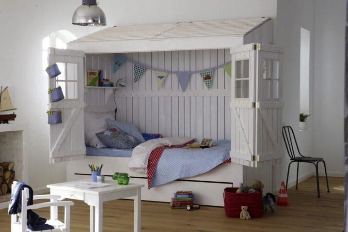 Rumah Katil Kanak Kanak 87 Gambar Katil Untuk Kanak Kanak 2 3 Tahun Dalam Bentuk Loteng Untuk Dua Orang
