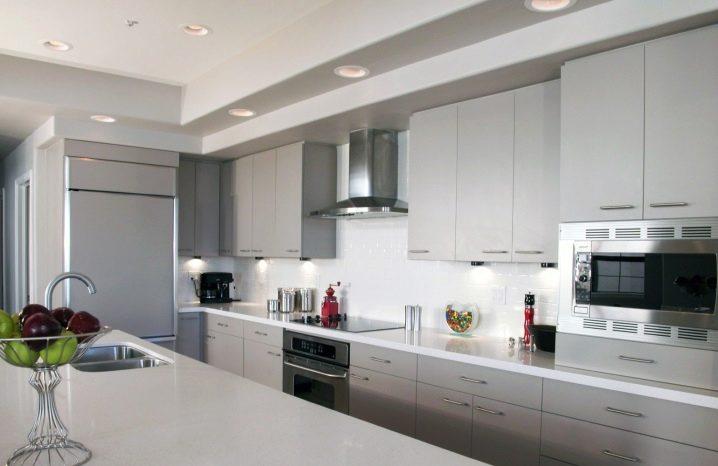 Kabinet Dapur 91 Gambar Kabinet Dapur Penutup Dan Bingkai Untuk Peralatan Terbina Dalam