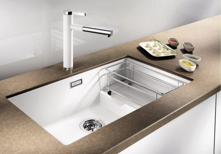 أبعاد حوض المطبخ 61 صورة الأحجام القياسية لأحواض المطبخ المستديرة والضيقة