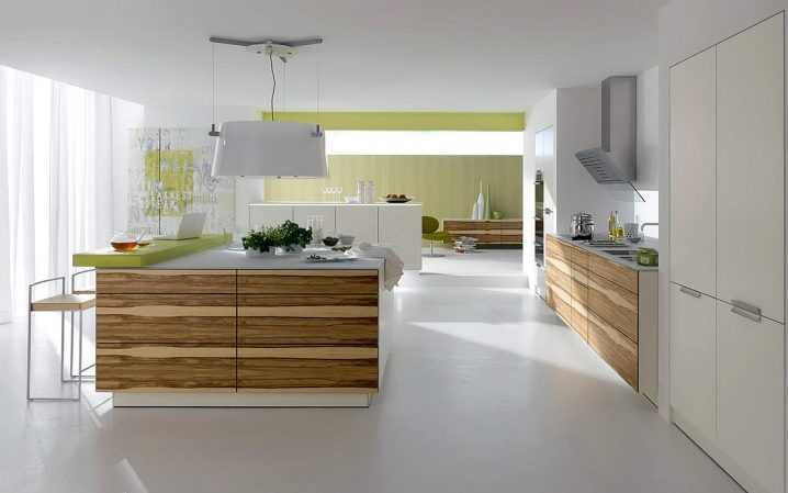 Dimensioni standard degli armadi da cucina (77 foto ...