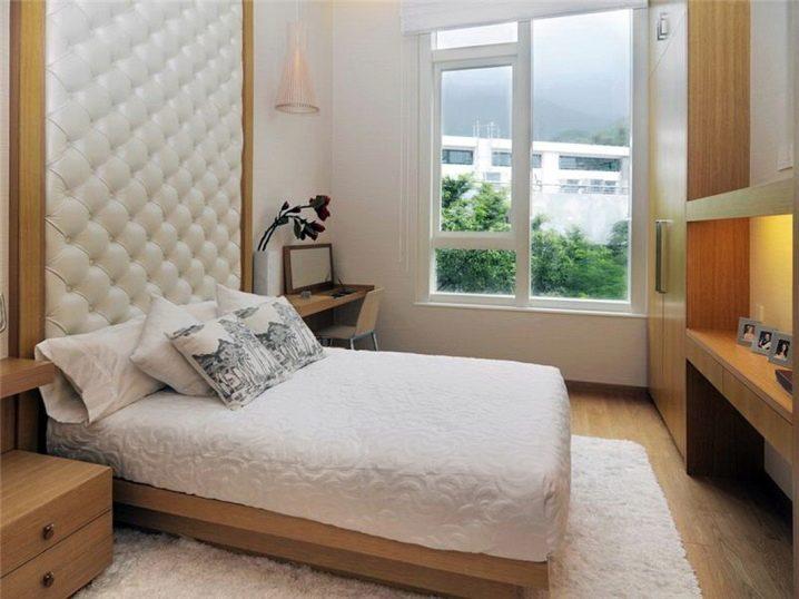 Amenajare dormitor de 9 mp