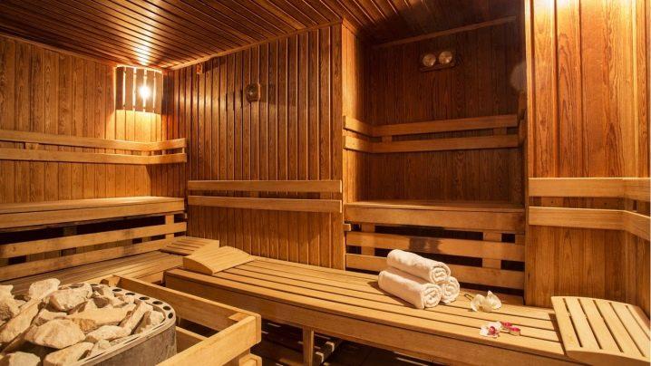 Sauna Bagno Turco Sequenza.Sauna Fai Da Te 54 Foto Progetti Con Piscina E Lounge